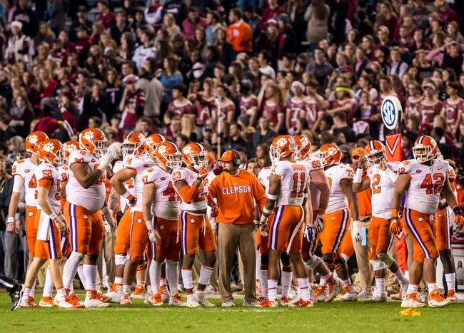 Clemson vs. Miami-FL ACC Championship - 12/2/17 College Football Pick, Odds, and Prediction