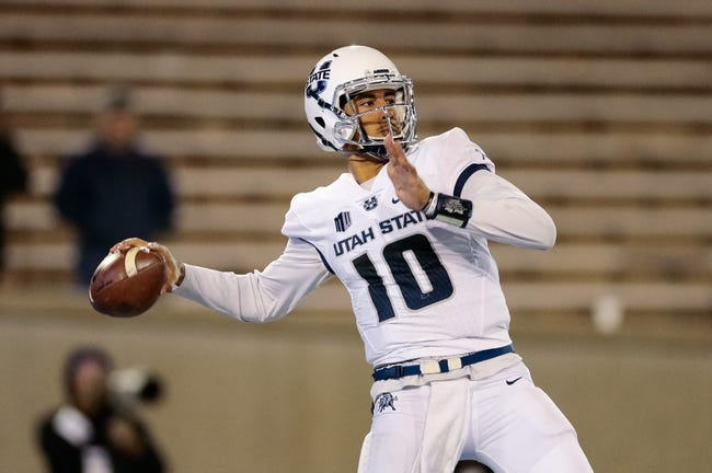 New Mexico State vs. Utah State - 12/29/17 College Football Pick, Odds, and Prediction