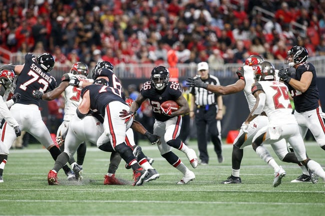 Tampa Bay Buccaneers vs. Atlanta Falcons - 12/18/17 NFL Pick, Odds, and Prediction