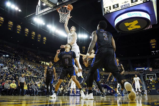 UC Riverside vs. UC Irvine - 2/10/18 College Basketball Pick, Odds, and Prediction