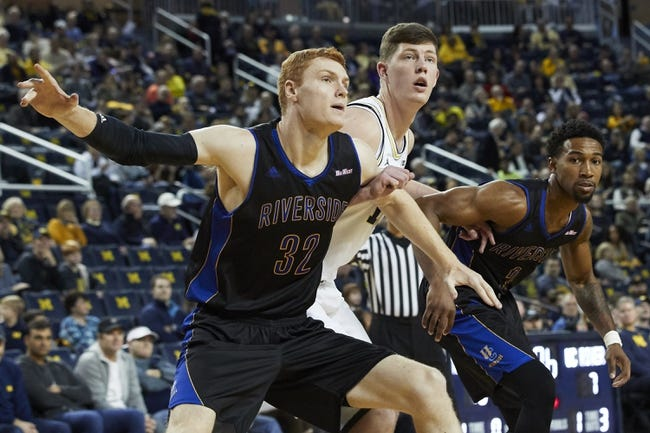 Long Beach State vs. UC Riverside - 3/3/18 College Basketball Pick, Odds, and Prediction