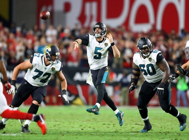 Indianapolis Colts at Jacksonville Jaguars - 12/3/17 NFL Pick, Odds, and Prediction