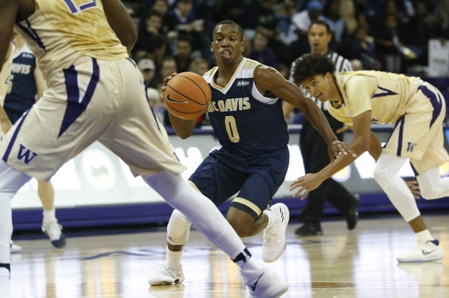 UC Davis vs. Radford - 12/23/17 College Basketball Pick, Odds, and Prediction