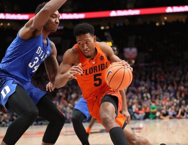 Florida vs. Florida State - 12/4/17 College Basketball Pick, Odds, and Prediction