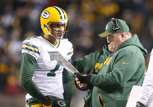 Green Bay Packers vs. Tampa Bay Buccaneers - 12/3/17 NFL Pick, Odds, and Prediction