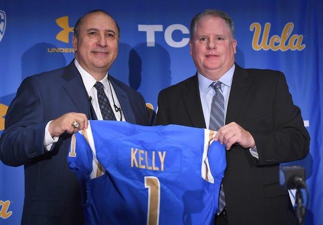UCLA vs. Cincinnati - 9/1/18 College Football Pick, Odds, and Prediction