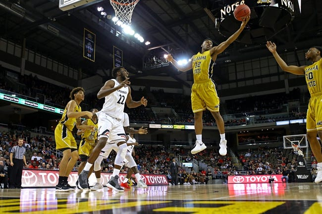 Alabama State vs. Alcorn State - 2/19/18 College Basketball Pick, Odds, and Prediction