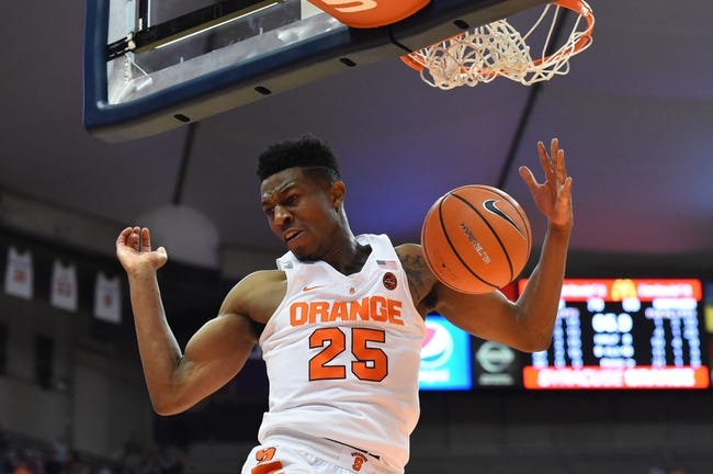 Kansas vs. Syracuse - 12/2/17 College Basketball Pick, Odds, and Prediction