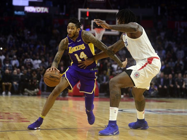 Los Angeles Lakers vs. Los Angeles Clippers - 12/29/17 NBA Pick, Odds, and Prediction