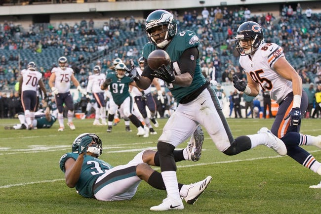 NFL | Philadelphia Eagles (9-7) at Chicago Bears (12-4)