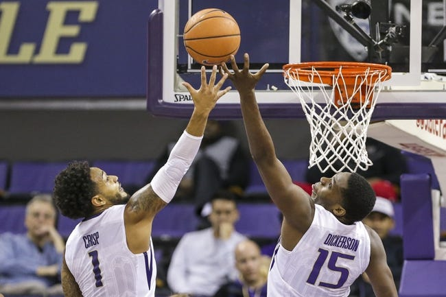 Washington vs. Nebraska-Omaha - 12/3/17 College Basketball Pick, Odds, and Prediction