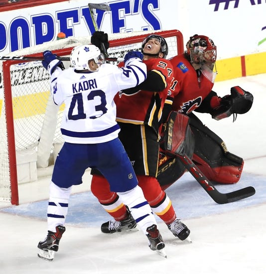 Toronto Maple Leafs vs. Calgary Flames - 12/6/17 NHL Pick, Odds, and Prediction