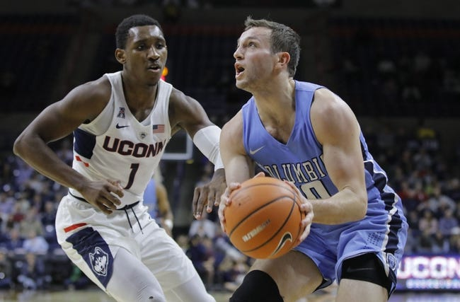 Columbia vs. Dartmouth - 2/3/18 College Basketball Pick, Odds, and Prediction