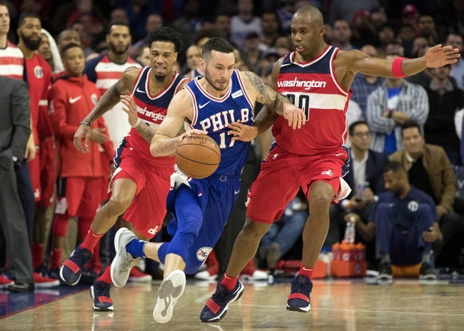 Philadelphia 76ers vs. Washington Wizards - 2/6/18 NBA Pick, Odds, and Prediction
