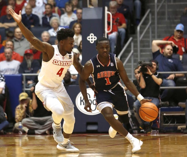 Auburn vs. Dayton - 12/8/18 College Basketball Pick, Odds, and Prediction
