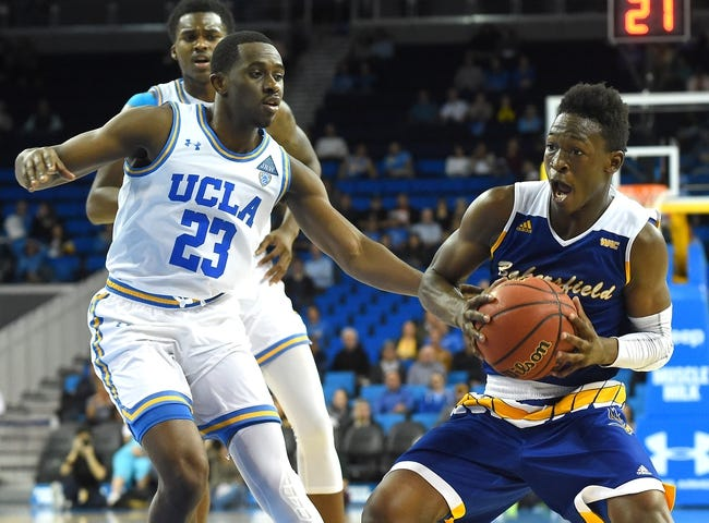 UCLA vs. Detroit - 12/3/17 College Basketball Pick, Odds, and Prediction