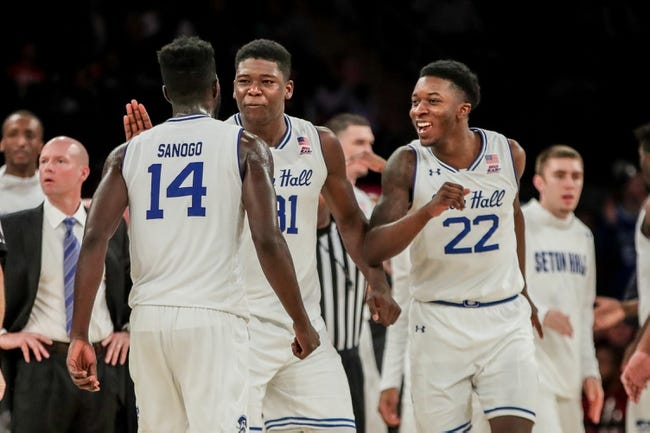 Louisville vs. Seton Hall - 12/3/17 College Basketball Pick, Odds, and Prediction