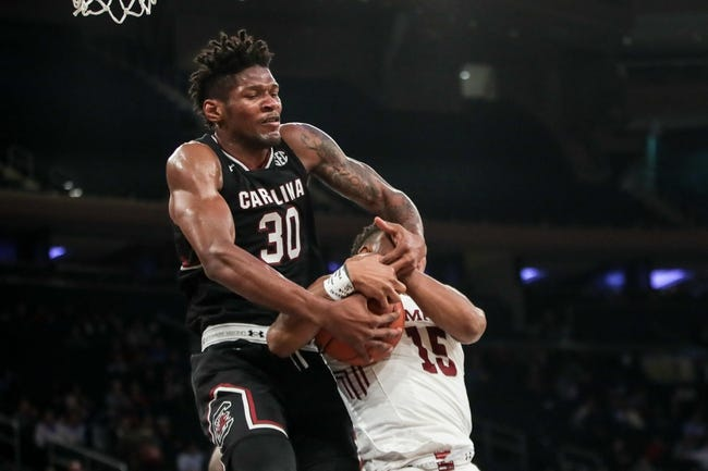 South Carolina vs. Wyoming - 12/6/17 College Basketball Pick, Odds, and Prediction