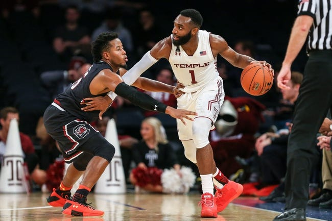 George Washington vs. Temple - 12/3/17 College Basketball Pick, Odds, and Prediction