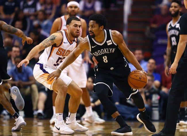 NBA | Brooklyn Nets (4-6) at Phoenix Suns (2-7)