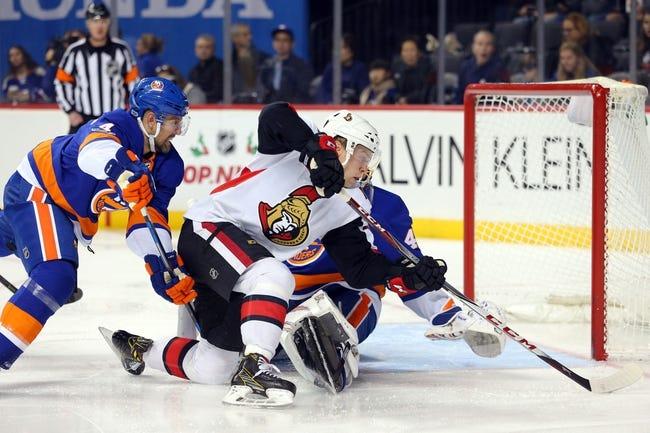 NHL | New York Islanders (31-35-10) at Ottawa Senators (26-38-11)