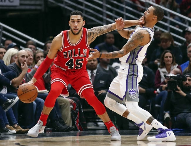 Sacramento Kings vs. Chicago Bulls - 2/5/18 NBA Pick, Odds, and Prediction