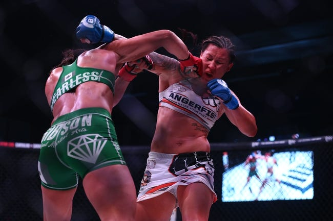 Julia Budd vs. Talita Nogueira Bellator 202 Pick, Preview, Odds, Prediction - 7/13/18