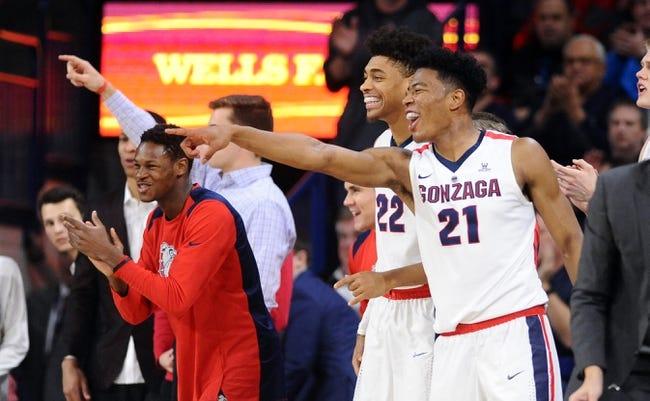 Villanova vs. Gonzaga - 12/5/17 College Basketball Pick, Odds, and Prediction