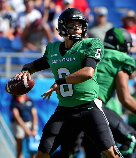 North Texas vs. SMU - 9/1/18 College Football Pick, Odds, and Prediction