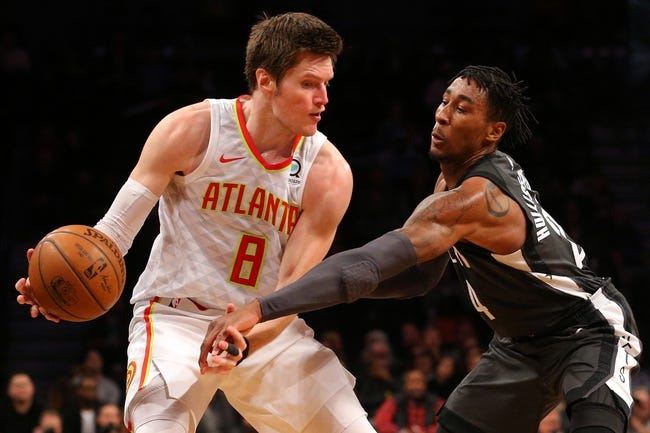 Atlanta Hawks vs. Brooklyn Nets - 12/4/17 NBA Pick, Odds, and Prediction