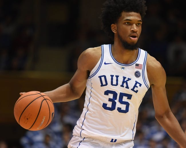 Duke vs. St. Francis-Pennsylvania - 12/5/17 College Basketball Pick, Odds, and Prediction
