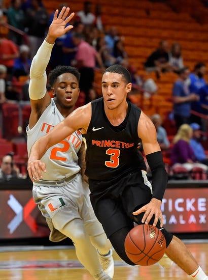 Hawaii vs. Princeton - 12/25/17 College Basketball Pick, Odds, and Prediction