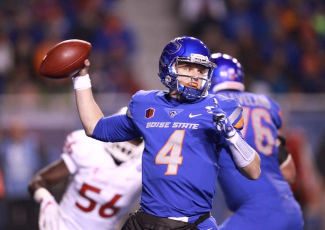 Boise State vs. Oregon - Las Vegas Bowl - 12/16/17 College Football Pick, Odds, and Prediction