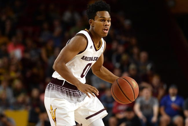 Arizona State vs. St. John's - 12/8/17 College Basketball Pick, Odds, and Prediction