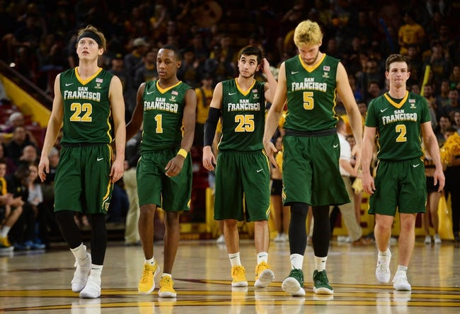 Loyola Marymount vs. San Francisco - 1/11/18 College Basketball Pick, Odds, and Prediction