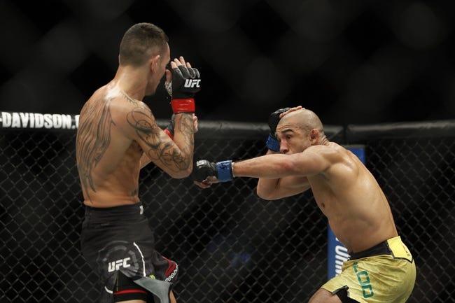 Jose Aldo vs Jeremy Stephens UFC on Fox 30 Pick, Preview, Odds, Predictions - 7/28/2018