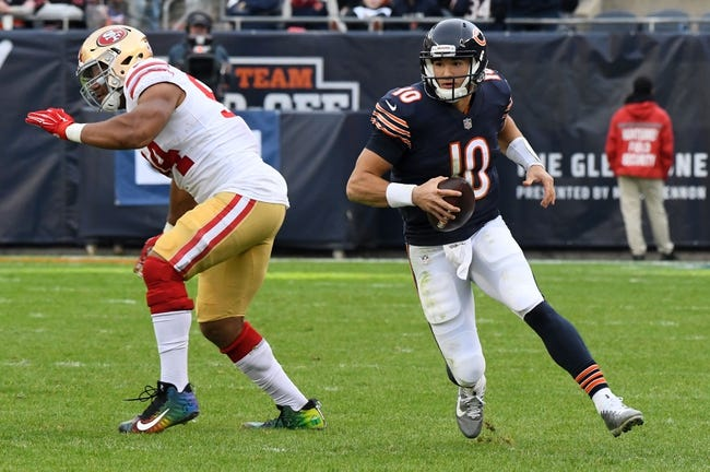 NFL | Chicago Bears (10-4) at San Francisco 49ers (4-10)