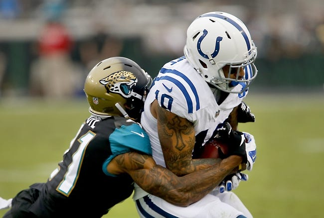 NFL | Jacksonville Jaguars (3-5) at Indianapolis Colts (3-5)