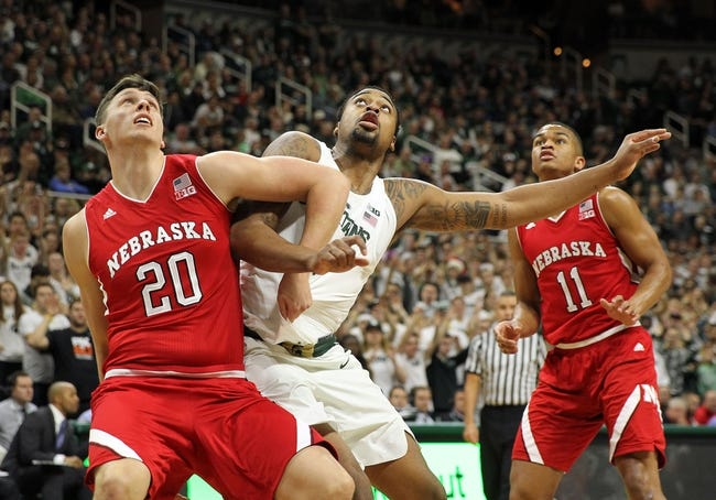 Nebraska Vs Michigan State 1 17 19 College Basketball Pick Odds