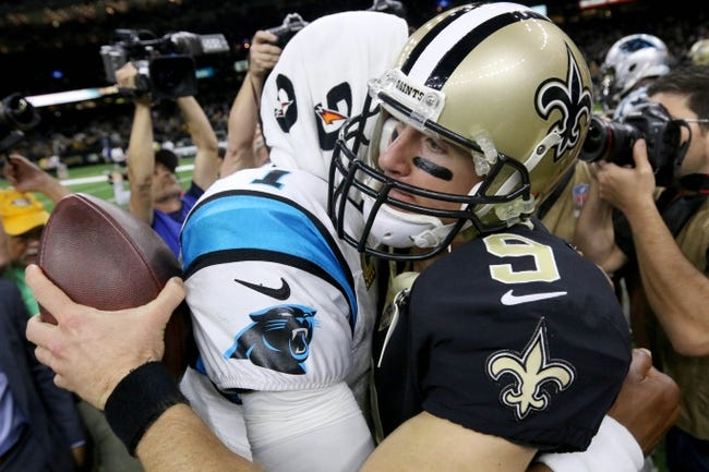 New Orleans Saints vs. Carolina Panthers - 1/7/18 NFL Pick, Odds, and Prediction