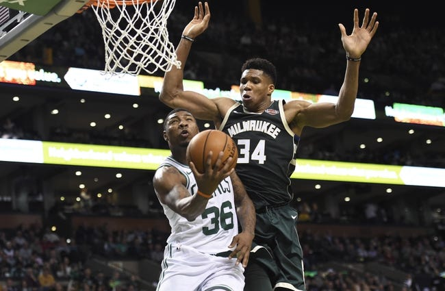 Milwaukee Bucks vs. Boston Celtics - 4/3/18 NBA Pick, Odds, and Prediction