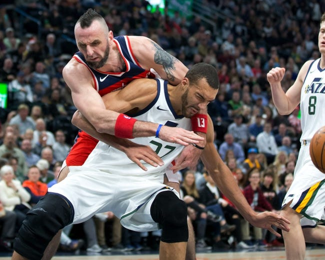 Washington Wizards vs. Utah Jazz - 1/10/18 NBA Pick, Odds, and Prediction