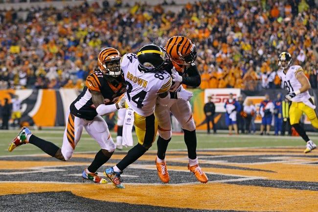 Pittsburgh Steelers at Cincinnati Bengals - 10/14/18 NFL Pick, Odds, and Prediction