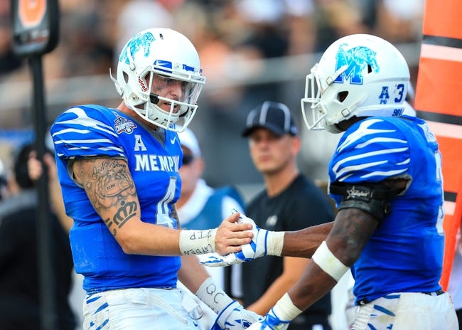 Iowa State at Memphis - Liberty Bowl - 12/30/17 College Football Pick, Odds, and Prediction