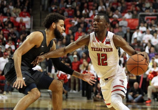 Texas Tech vs. Baylor - 12/29/17 College Basketball Pick, Odds, and Prediction