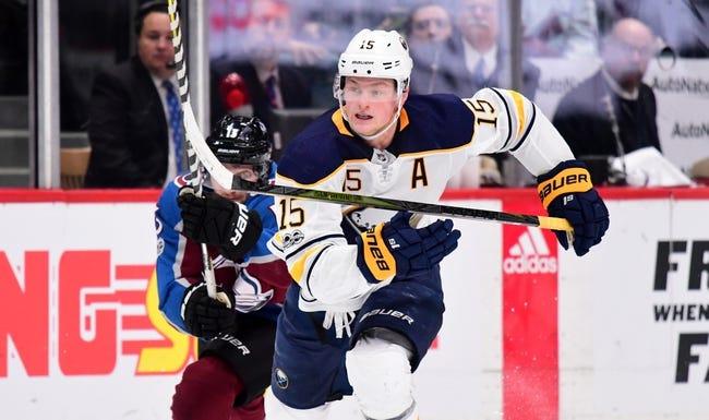 Buffalo Sabres vs. Colorado Avalanche - 2/11/18 NHL Pick, Odds, and Prediction
