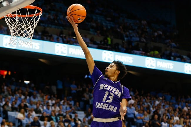 The Citadel vs. Western Carolina - 12/30/17 College Basketball Pick, Odds, and Prediction