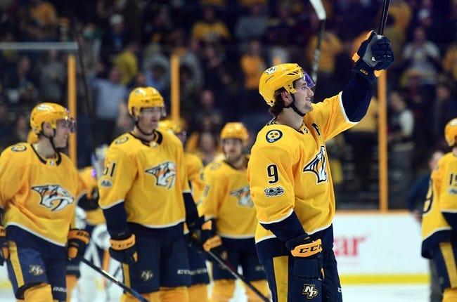 Nashville Predators vs. Las Vegas Golden Knights - 12/8/17 NHL Pick, Odds, and Prediction