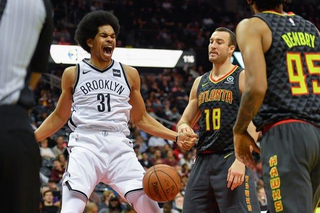NBA | Brooklyn Nets (15-26) at Atlanta Hawks (11-30)