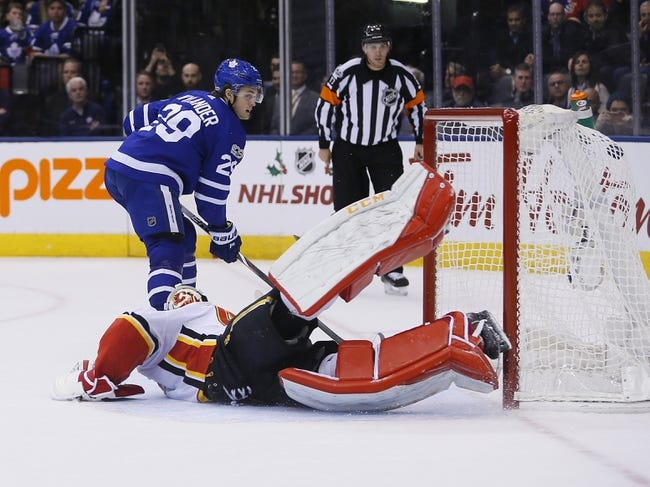 Toronto Maple Leafs vs. Calgary Flames - 10/29/18 NHL Pick, Odds, and Prediction